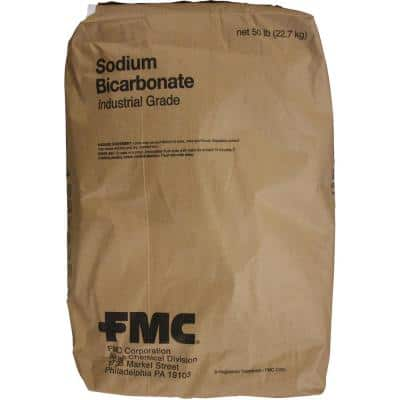 50 lbs. Sodium Bicarbonate Balancer Total Alkalinity Increaser