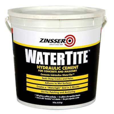 10 lbs. Watertite Waterproofing Hydraulic Cement (4-Pack)