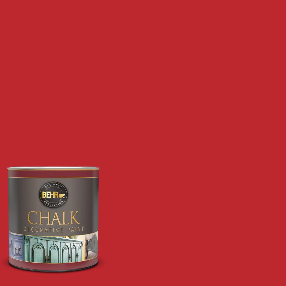 1 qt. #P150-7 Flirt Alert Interior Chalk Decorative Paint