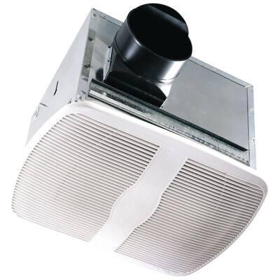 ENERGY STAR® Certified Quiet 100 CFM Ceiling Bathroom Exhaust Fan