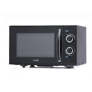 0.9 cu. ft. Countertop Microwave Black