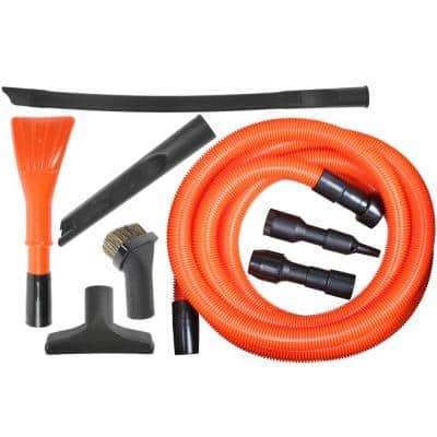 Deluxe Garage Attachment Kit for Wet Dry Vacuums