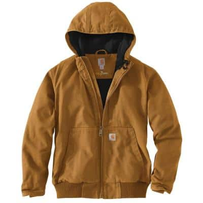 Men's 3X-Large Brown Cotton Full Swing Armstrong Active Jacket
