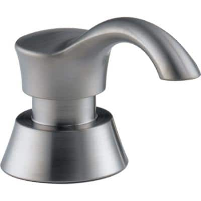 Pilar Soap Dispenser in Arctic Stainless