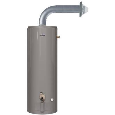 50 gal. Tall 6 Year 33,000 BTU Liquid Propane Gas Direct Vent Water Heater