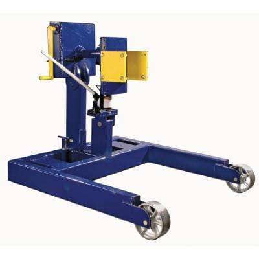 3-Ton Capacity Blue Engine Stand