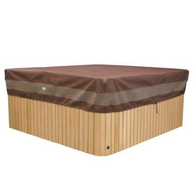 Ultimate 86 in. W x 86 in. D x 14 in. H Hot Tub Cover Cap