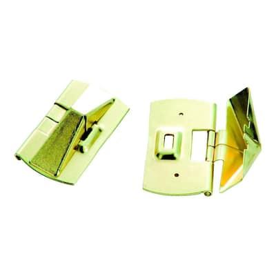 Polished Brass Window Vent Lock (2-Pack)