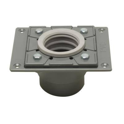 5.63 in. Linear Shower Drain in PVC