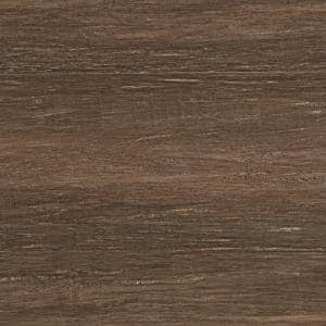 7-1/2 in. W Pecan Hand Scraped Strand Woven Wide Plank Engineered Click Bamboo Flooring (22.70 sq. ft./case)