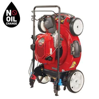 Recycler 22 in. SmartStow High Wheel Variable Speed Walk Behind Gas Self Propelled Mower
