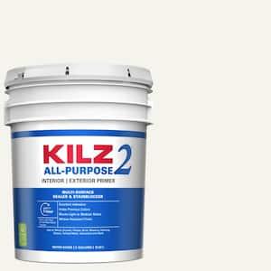 ALL PURPOSE 5 Gal. White Interior/Exterior Multi-Surface Primer, Sealer, and Stain Blocker