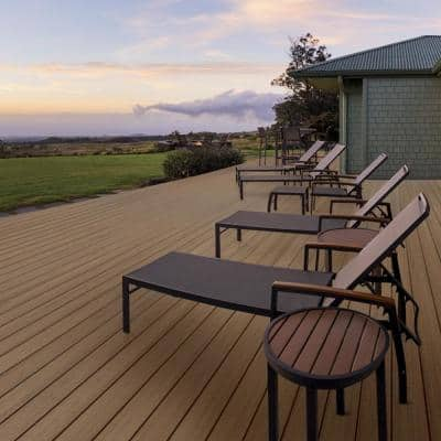 EDGE Prime+ Collection Capped Composite Decking Board