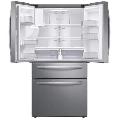 28 cu. ft. 4-Door French Door Refrigerator in Fingerprint Resistant Stainless Steel
