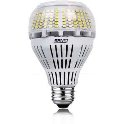 500-Watt Equivalent A21 Non-Dimmable, 5000 Lumens, 240° LED Light Bulb in 5000K Daylight White (1-Bulb)