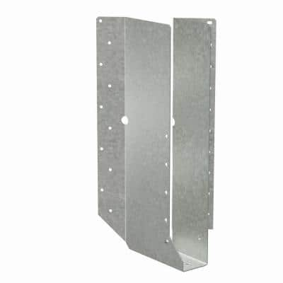 SUR Galvanized Joist Hanger for 1-3/4 in. x 14 in. Engineered Wood, Skewed Right