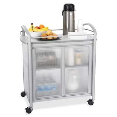 Impromptu Steel Frame Refreshment Cart