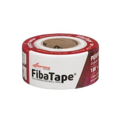 FibaTape Perfect Finish 1-7/8 in. x 180 ft. Self-Adhesive Mesh Drywall Joint Tape