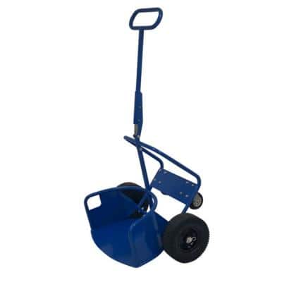 Industrial Blue Potwheelz Garden Dolly