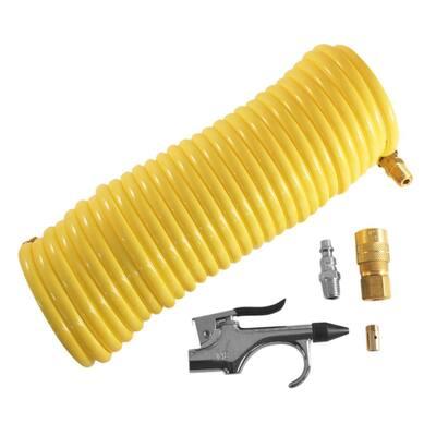 ReKoil Hose Safety Blow Gun Kit (4-Piece)