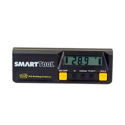 SmartTool 8.60 in. Angle Sensor Level