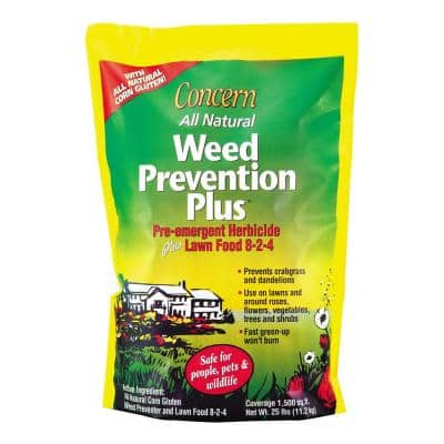 25 lb. Weed Prevention Plus
