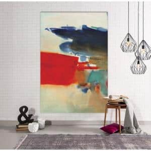 Giant Art 54 In X 84 In Visionary By Bianka Guna Canvas Wall Art Pigu 018a9 The Home Depot