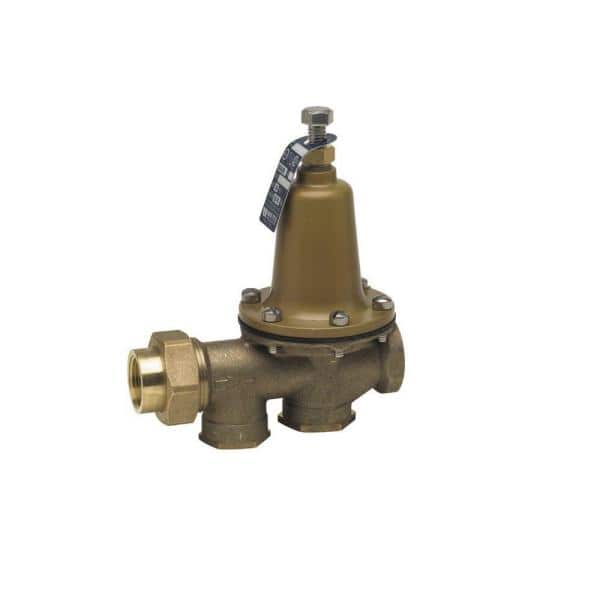 Watts 3 4 In Water Pressure Reducing Valve Lf25aub Z3 The Home Depot