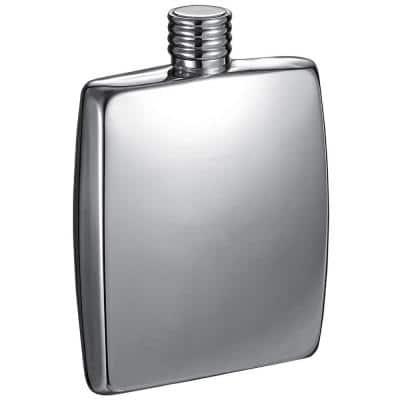 Reflection Mirror Stainless Steel Liquor Flask