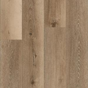 Vinyl Pro With Mute Step Aged Hickory 7.25 in. W x 48 in. L Waterproof Luxury Vinyl Plank Flooring (24.03 sq. ft)