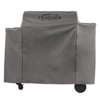 Full Length Grill Cover for Ironwood 885 Pellet Grill