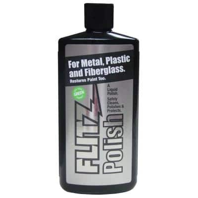 3.4 oz. Metal, Plastic and Fiberglass Liquid Polish Bottle