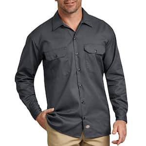 Men's Long Sleeve Work Shirt