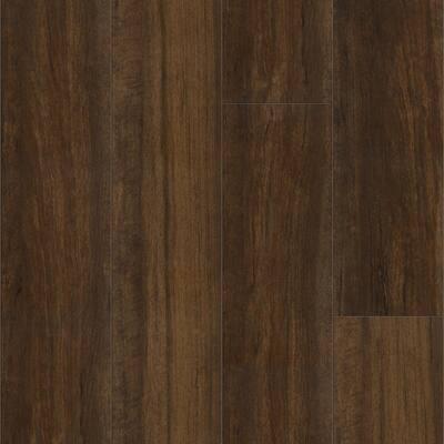 Vinyl Pro Classic Hickory Brook 7.12 in. W x 48 in. L Waterproof Luxury Vinyl Plank Flooring (23.77 sq. ft)