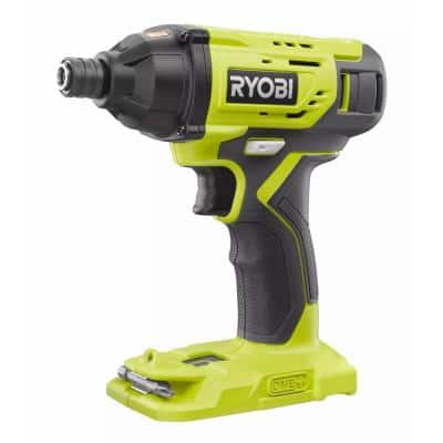 ONE+ 18V Cordless 1/4 in. Impact Driver (Tool Only)