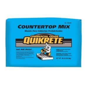 80 lb. Commercial Grade Countertop Mix