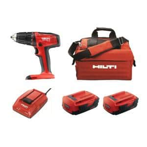SFC 22-Volt Lithium-Ion Cordless Compact Drill Driver