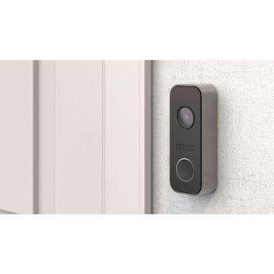 Knok Video Doorbell Wired Wi-Fi Compatibility Smart Video Doorbell Camera