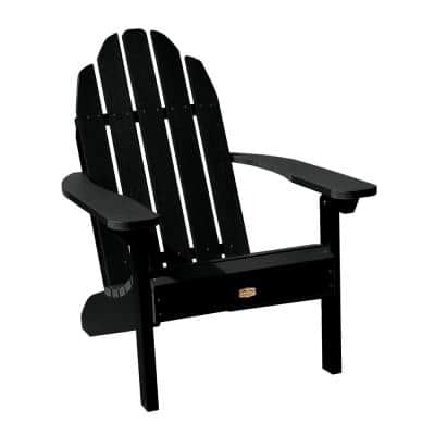 Essential Abyss Plastic Adirondack Chair