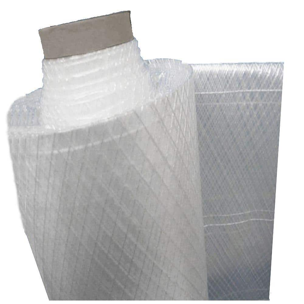 Americover 12 ft. x 100 ft. 6-mil String Reinforced Polyethylene Construction Film