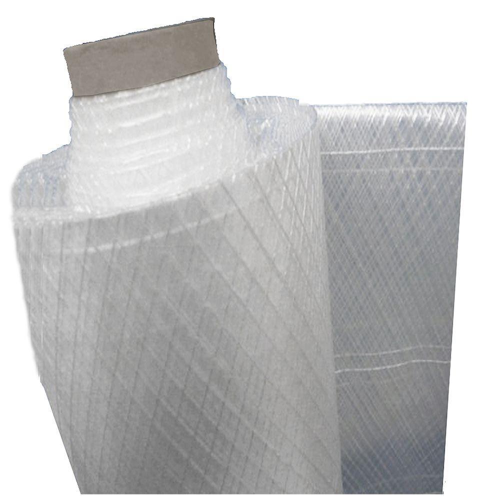 12 ft. x 100 ft. 6-mil String Reinforced Polyethylene Construction Film