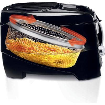 Roto Fry Cool Touch Low Oil Deep Fryer