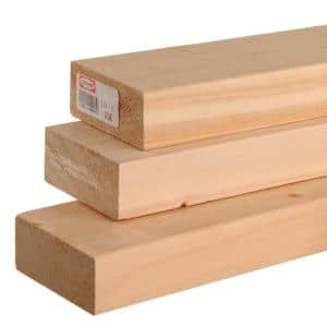 2 in. x 4 in. x 16 ft. #2 and Better PRIME Kiln-Dried Heat Treated Spruce-Pine-Fir Lumber