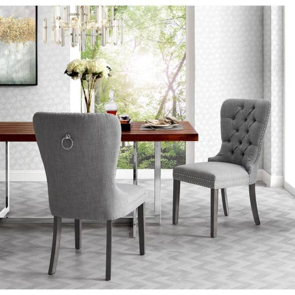 Light Grey Dining Room Chairs Off 72, Gray Dining Room Chairs