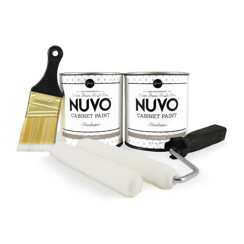 2-qt. Hearthstone Cabinet Paint Kit