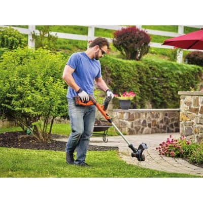 40V MAX Lithium-Ion Cordless String Trimmer with (1) 1.5Ah Battery and Charger Included