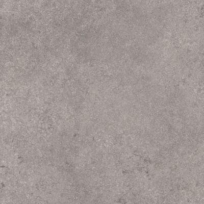 2 in. x 3 in. Laminate Sheet Sample in Pearl Soapstone with Standard Fine Velvet Texture Finish