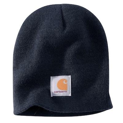 Men's OFA Navy Acrylic Hat Headwear