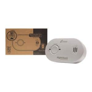 Code One Battery Operated Carbon Monoxide Detector