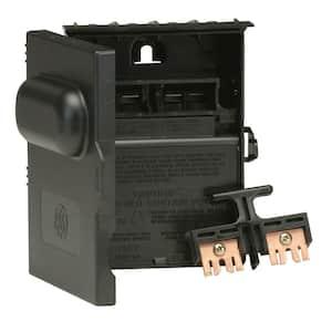 60 Amp 240-Volt 240-Watt Non-Fuse Non-Metallic AC Disconnect
